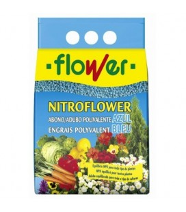Abono nitroflower Azul
